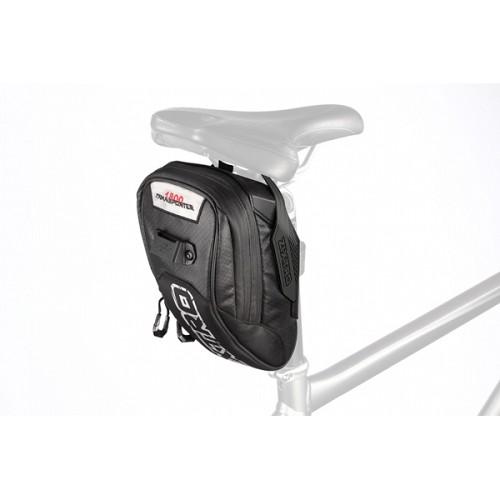 ZIXTRO Saddle Bag Transporter [ZI-057] - Black - Gantungan Sepeda / Bracket